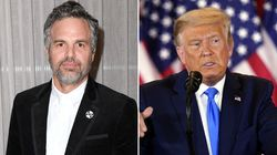 Mark Ruffalo Schools Donald Trump Over Mail-In Ballots After US President's Latest Twitter