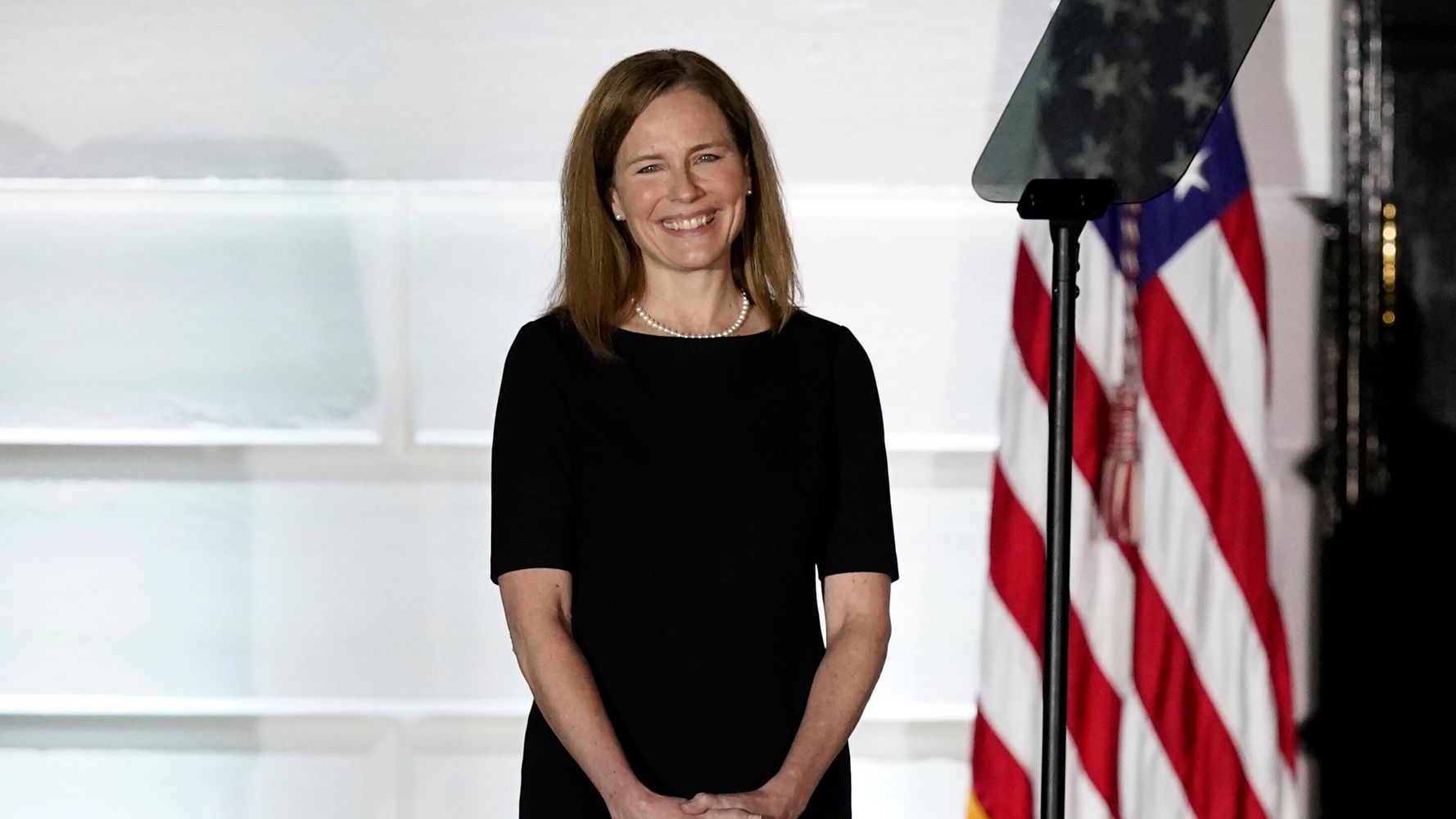 Supreme Court With Newly Installed Amy Coney Barrett Hears Major LGBTQ Rights Case
