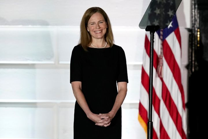Amy Coney Barrett is a strong proponent of religious rights.