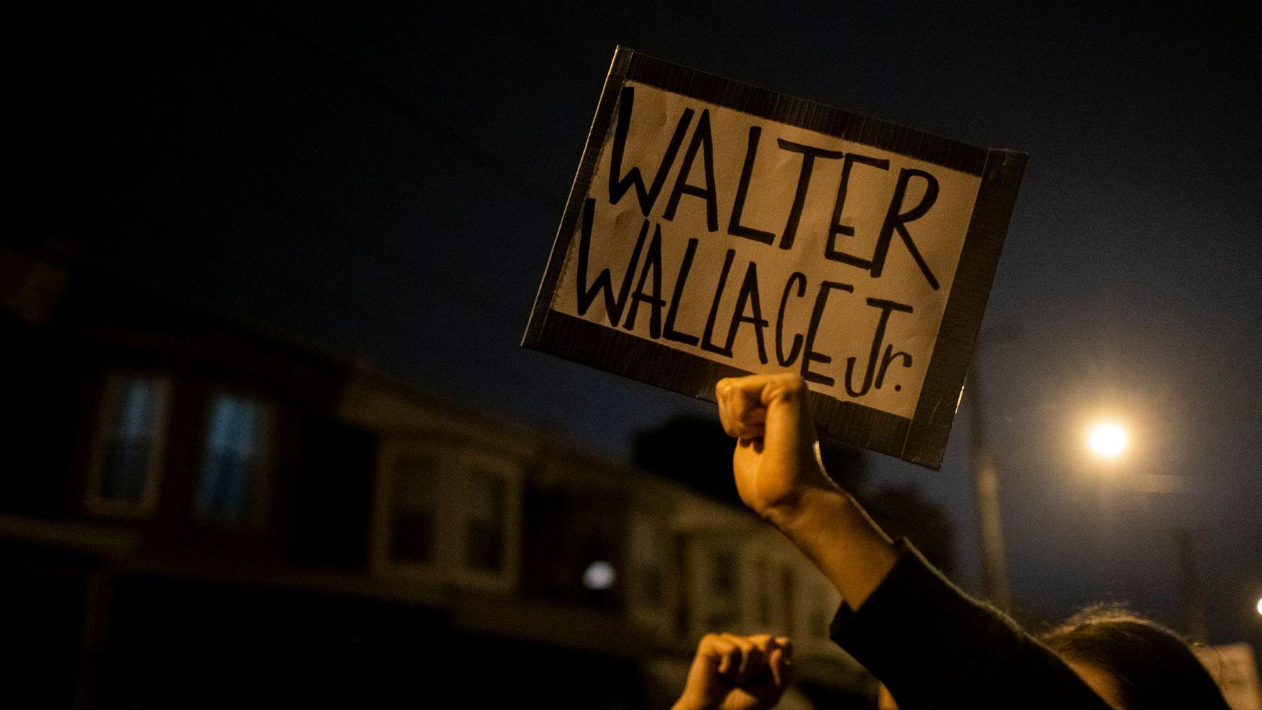 费城警方承诺释放小沃尔特·华莱士. 拍摄影片