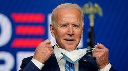 Confiante na vitória, Biden diz que não é ingênuo e que sabe que não será