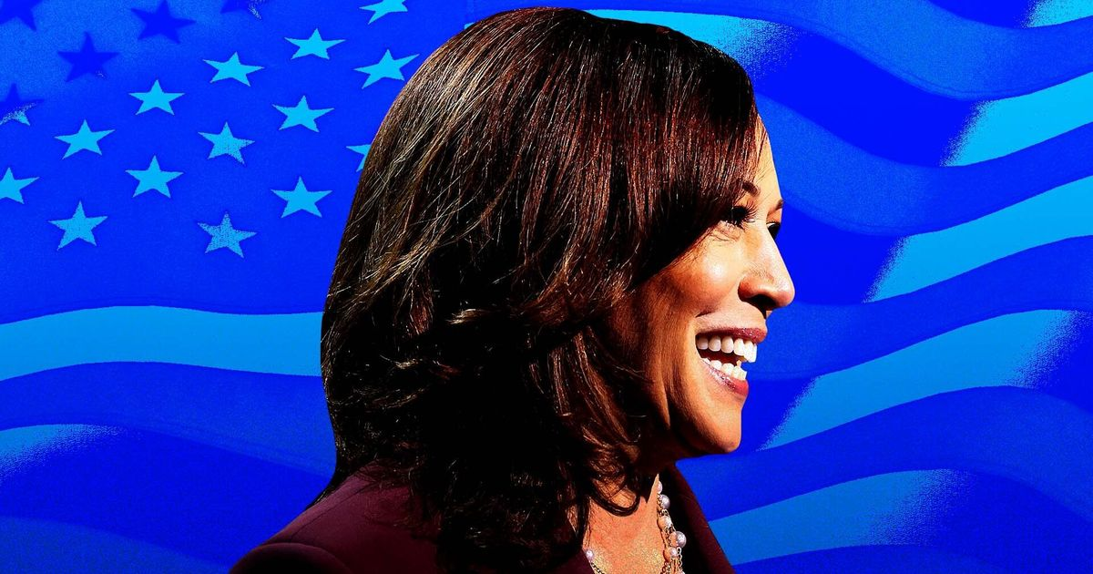 Kamala Harris Elected First Black, Asian American Vice President