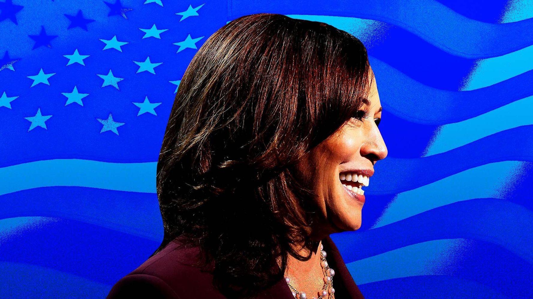 Kamala Harris Elected As First Black, Asian American Vice President