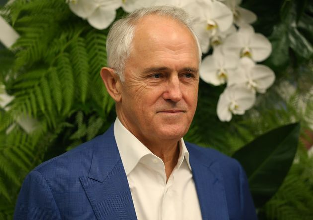 """Former prime minister of Australia,Malcolm Turnbull said he and Trump began with """"a blazing..."""
