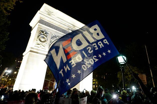Protesta en Nueva
