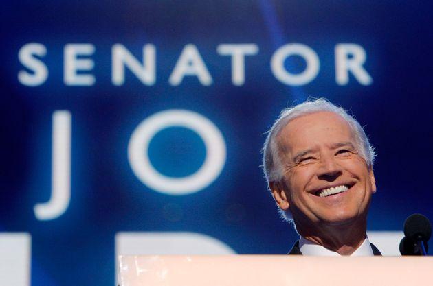 民主党のバイデン氏 REUTERS/Brian Snyder (UNITED STATES) US PRESIDENTIAL ELECTION CAMPAIGN 2008