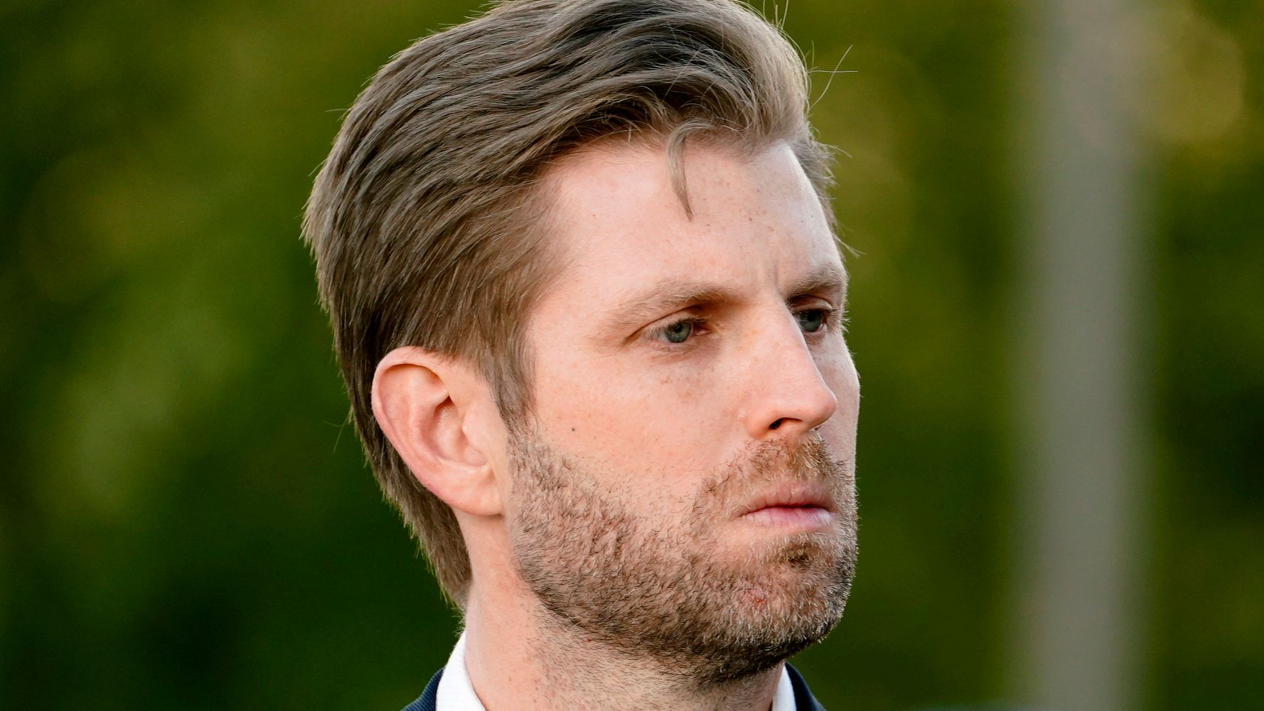 Eric Trump Busted For Fake Video Of Someone 'Burning 80 Trump Ballots'