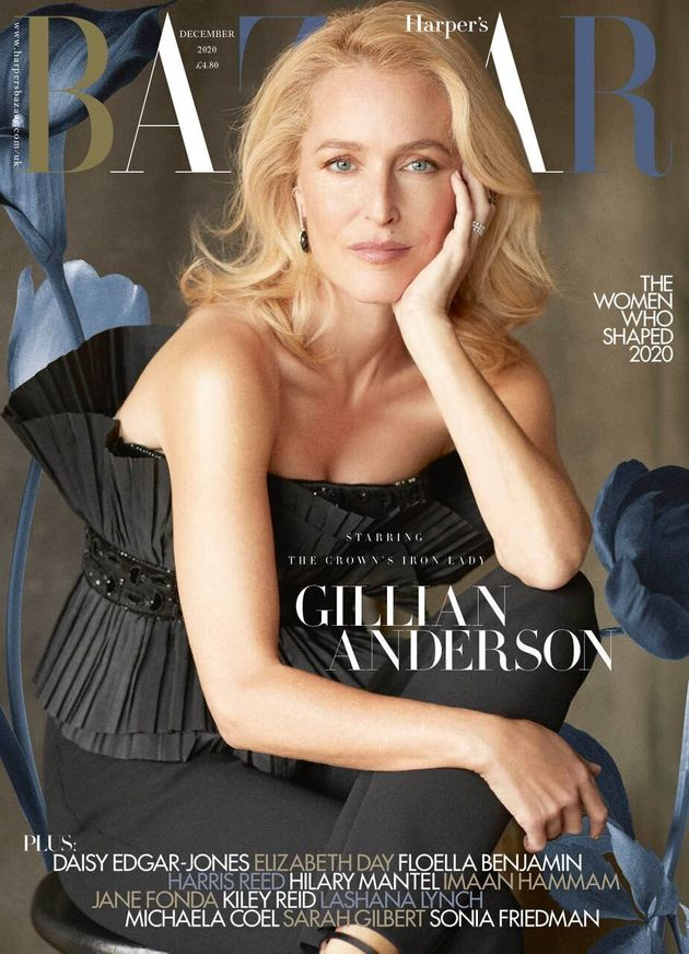 Gillian Anderson Discusses Challenge Of Playing Margaret Thatcher In The