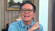 Stephen Colbert Has Some Blunt
