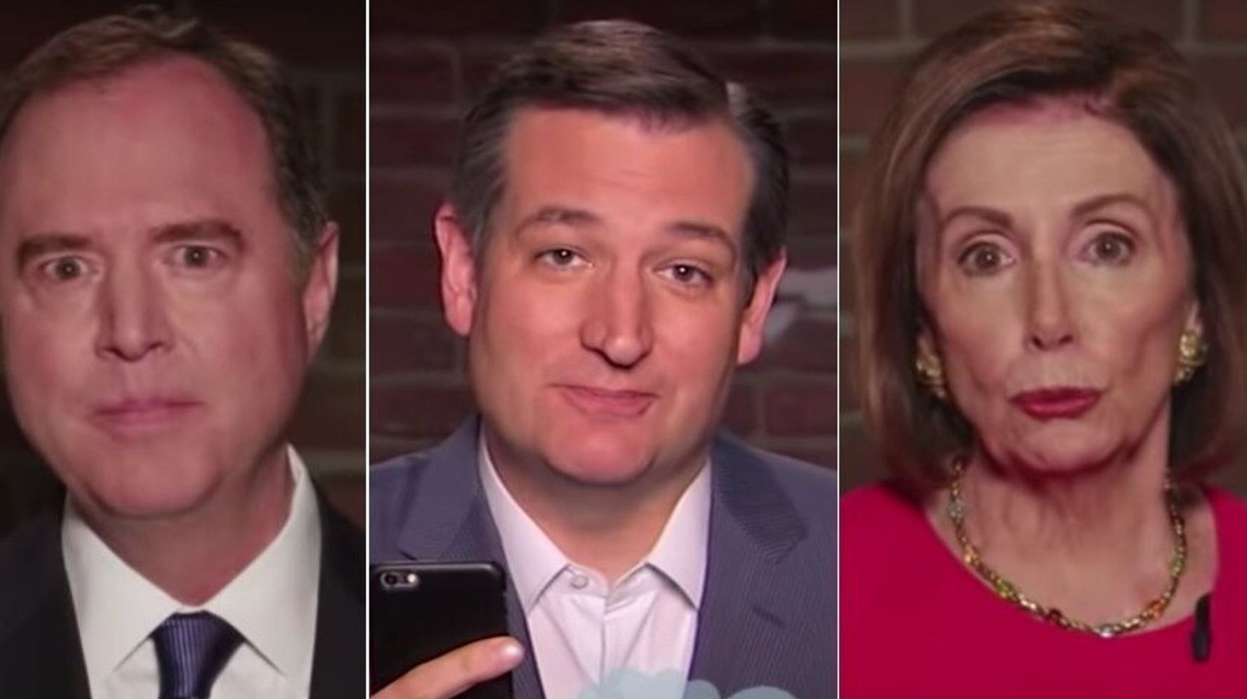 Politicians Read Mean Tweets And Adam Schiff Hammers Donald Trump In Reply