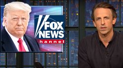 Seth Meyers Shreds The 'Ghouls' At Fox News And Their 'Evidence-Free