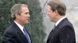 La 'foto finish' de Bush y Gore: el precedente al que miran ahora Trump y