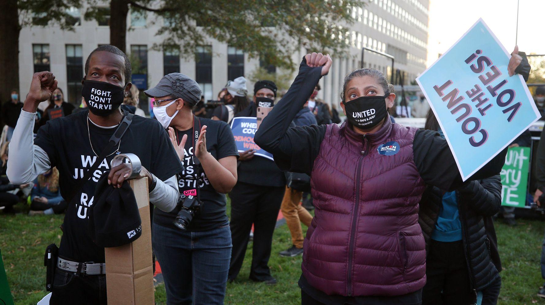 Coronavirus Live Updates: U.S. Sets Record For Cases Amid Election Battle