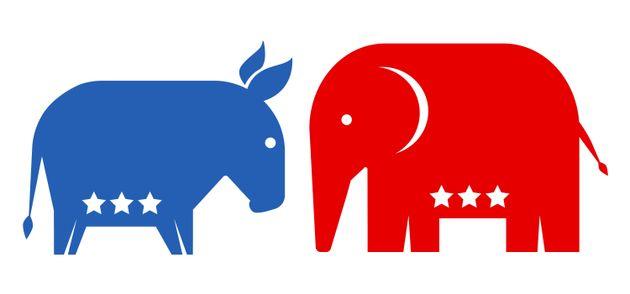 El Senado estadounidense continúa empatado y podría decidirse en