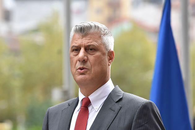 Κόσοβο: Παραιτήθηκε από πρόεδρος ο Θάτσι – Αντιμέτωπος με κατηγορίες για εγκλήματα