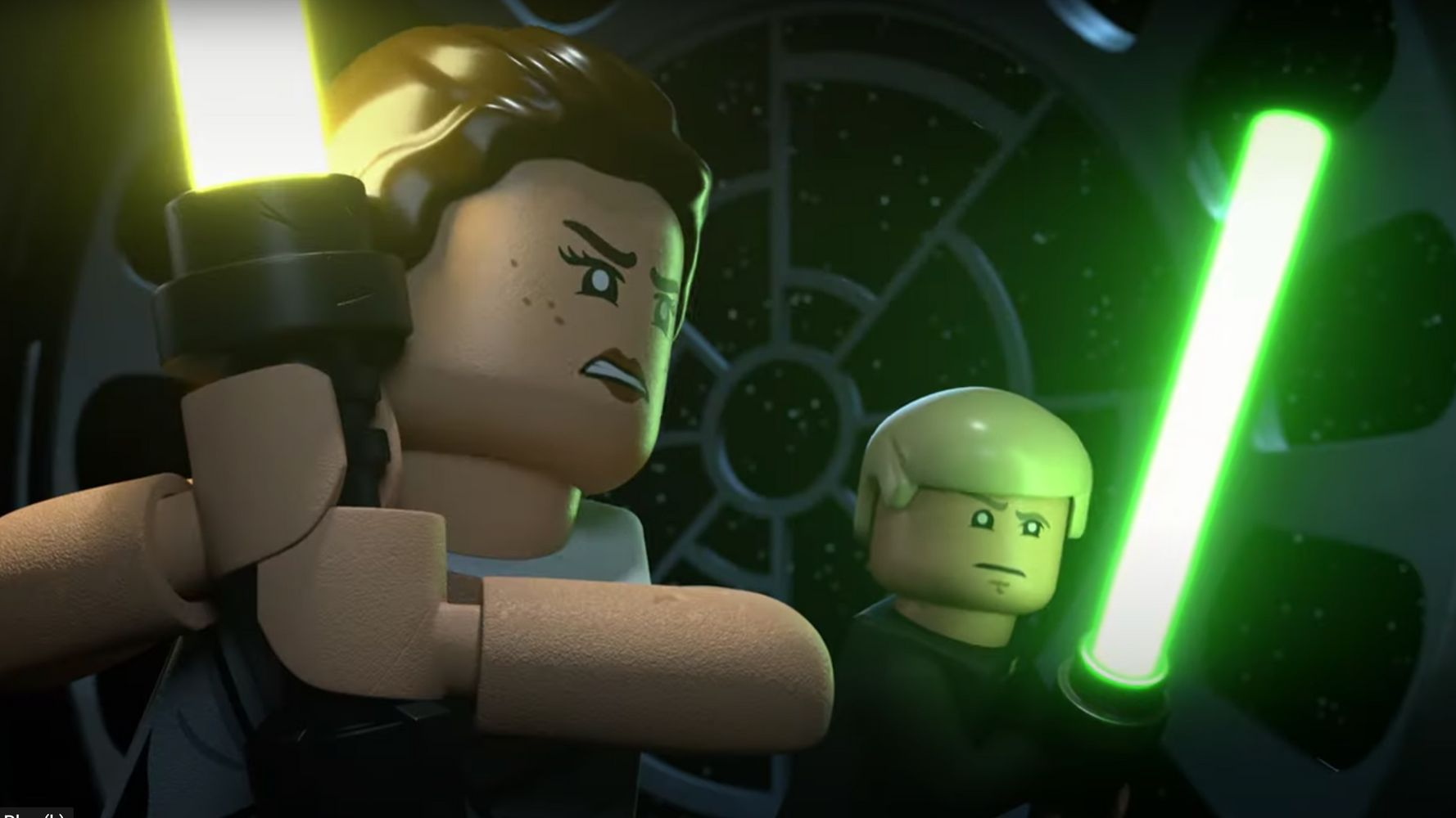The Lego 'Star Wars' Holiday Special Trailer Will Give You A New Hope