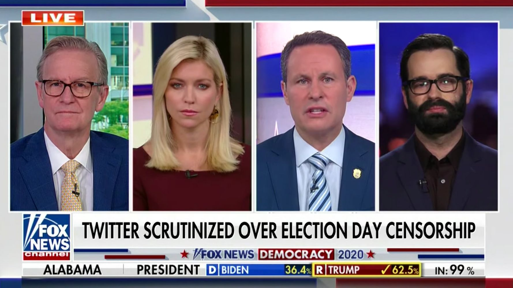 'Fox & Friends' Says Trump Should Leave Twitter And Take His Followers