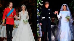 These Royal Wedding Menus Show Who's Traditional, And Who's