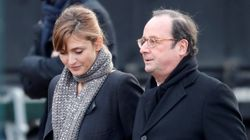 François Hollande et Julie Gayet mettent aux enchères un déjeuner en leur