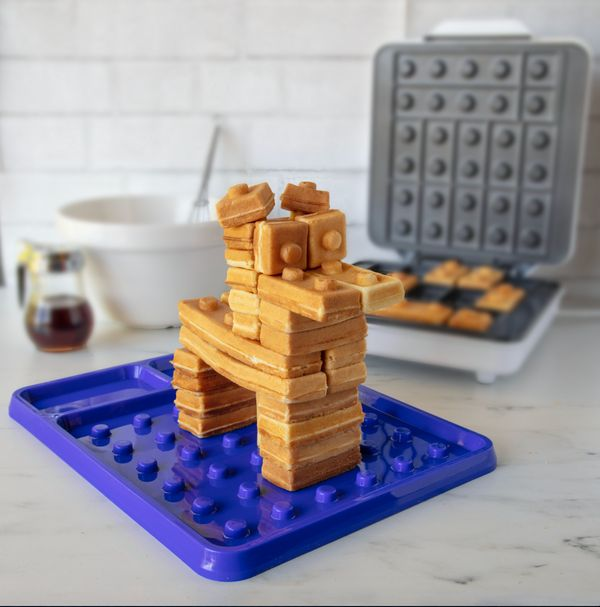 """If you're one of the millions of people who couldn't decide whether to eat waffles or Legos for breakfast, <a href=""""https://w"""