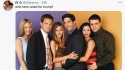 Lequel de ces personnages de série aurait voté pour