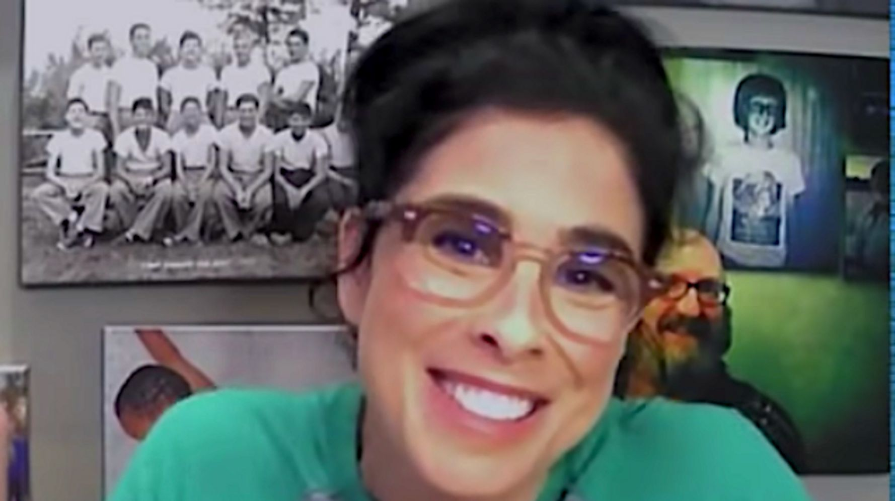 Sarah Silverman Tries To Make Nice With Fox News Watchers