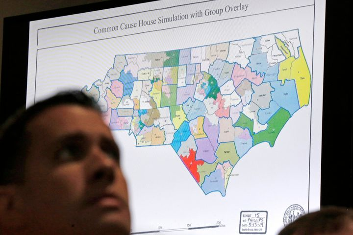 Republicans in several states gerrymandered state and congressional political maps after the 2010 census. It could happen aga