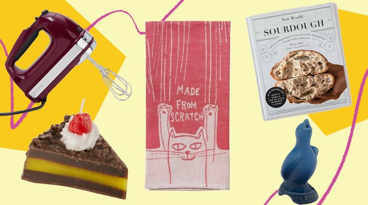 Quirky baking gift ideas for the baker who has everything.