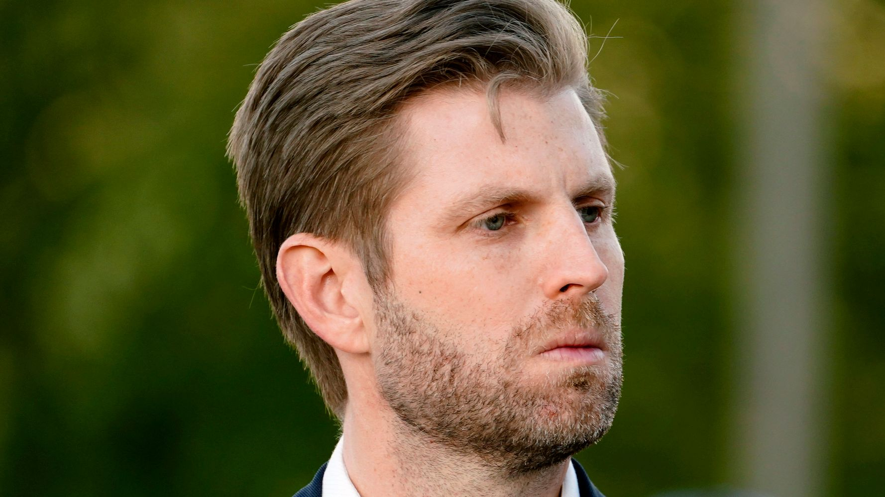 Eric Trump's Conspiratorial 'People Know' Tweet Elicits A Single Word Reply