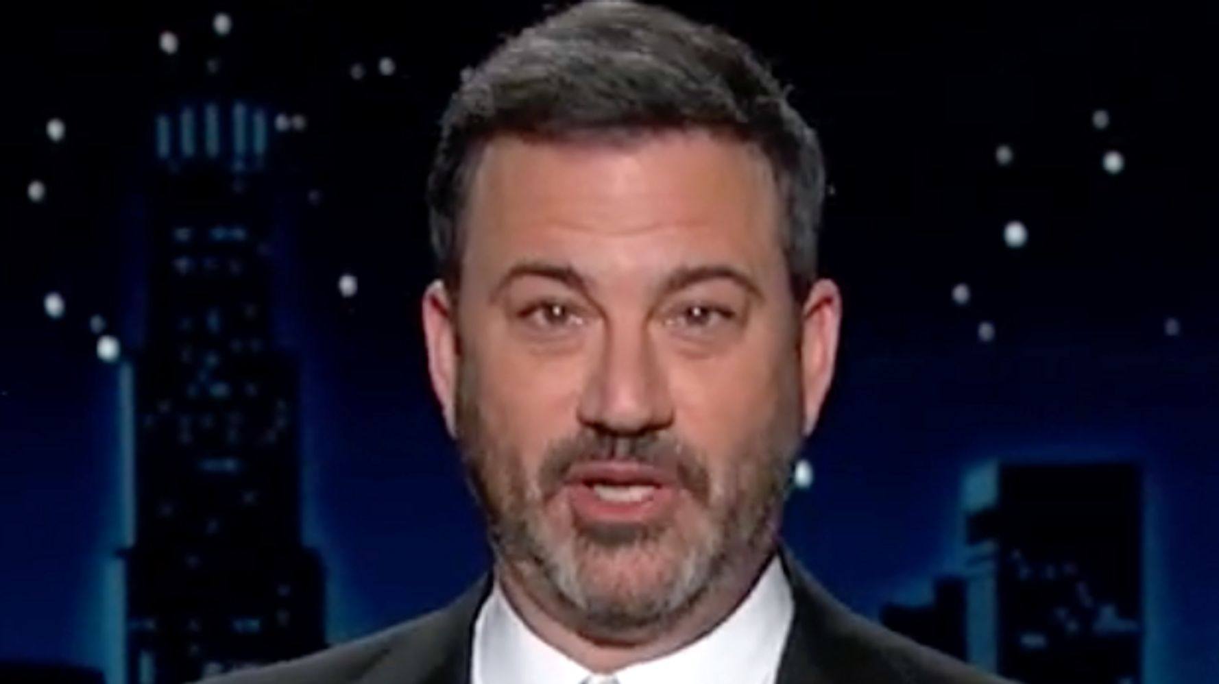 Jimmy Kimmel Names The 1 Thing Donald Trump Didn't Do In His 'Despicable' Presser