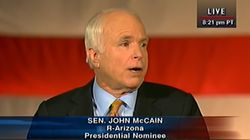 El discurso del senador McCain cuando perdió frente a Obama que Trump debería
