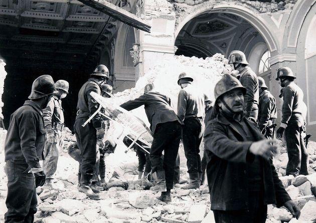 Terremoto dell'Irpinia, il ricordo dei vigili del fuoco a 40 anni dalla tragedia: ecco il video omaggio