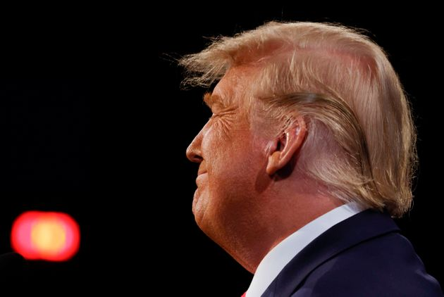 El presidente de Estados Unidos, Donald