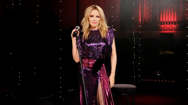Kylie Minogue Reveals The Reason Why She Won't Be Signing Up For Strictly Come Dancing In A Hurry