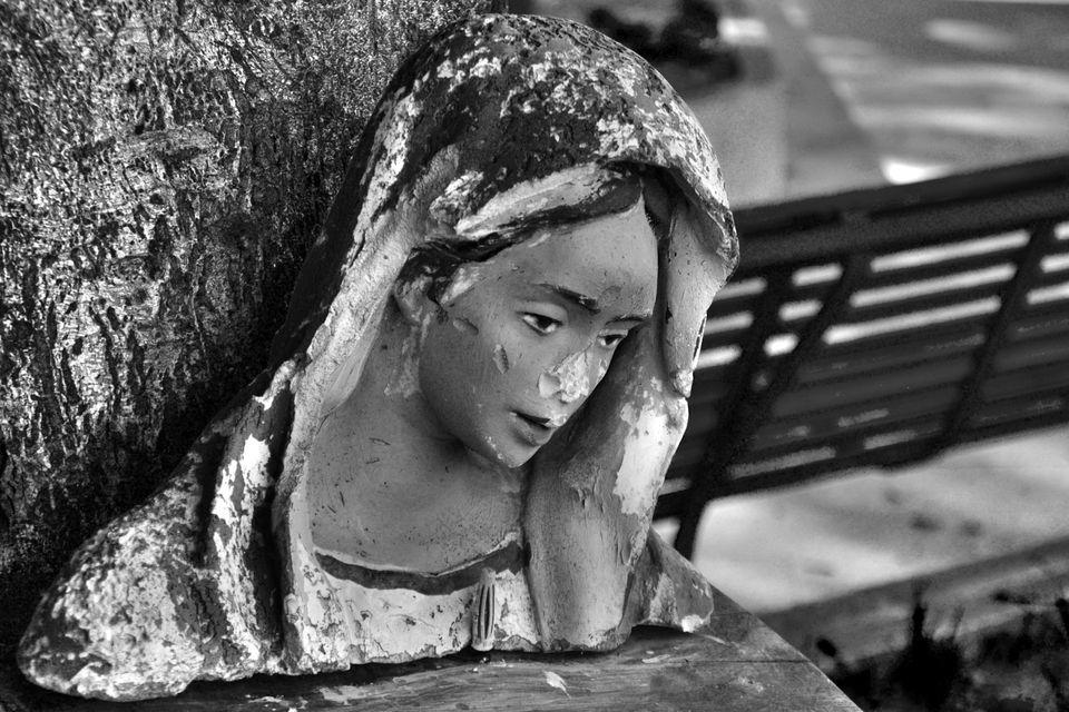Foto 653. Leonardo Solimene. Madonna