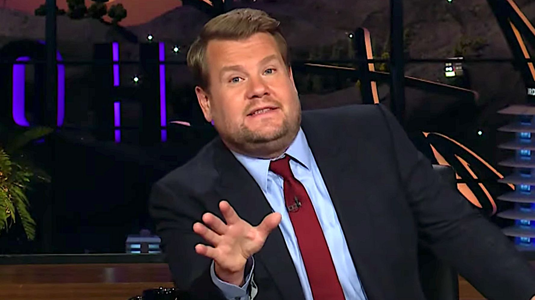 James Corden Zings Nevada For Taking So Long To Count Votes