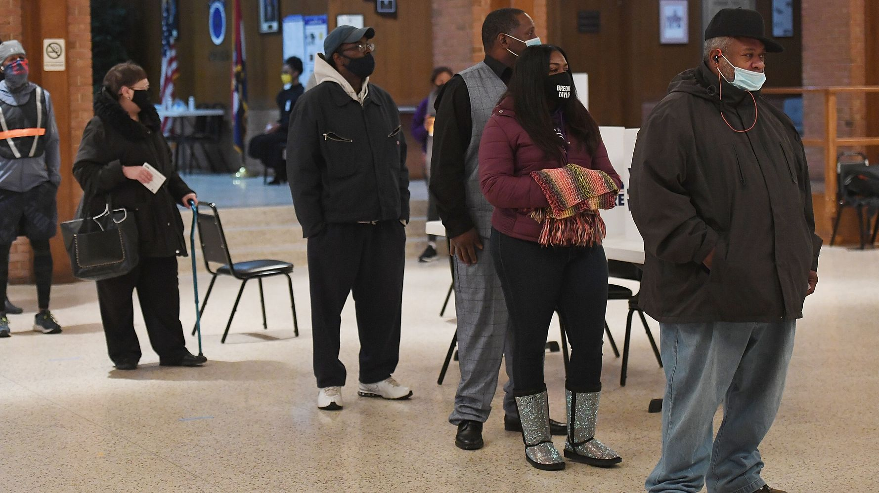 COVID-Positive Missouri Election Supervisor Dies After Working At Polls