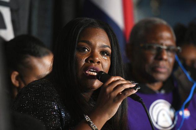 Cori Bush será la primera congresista negra de