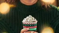 The Look Of Starbucks' New Holiday Cups Is The Normcore End To 2020 We