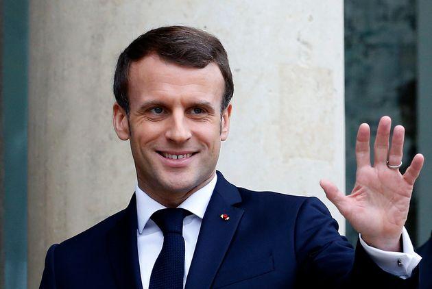 [SONDAGE EXCLUSIF] La popularité de Macron au plus haut depuis presque deux ans (photo d'illustration...