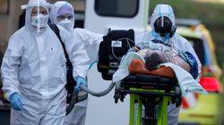 Sanidad notifica 22.516 contagios y 347 fallecidos en las últimas 24