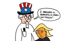 Per Trump è arrivato il momento di darci un taglio (di C.
