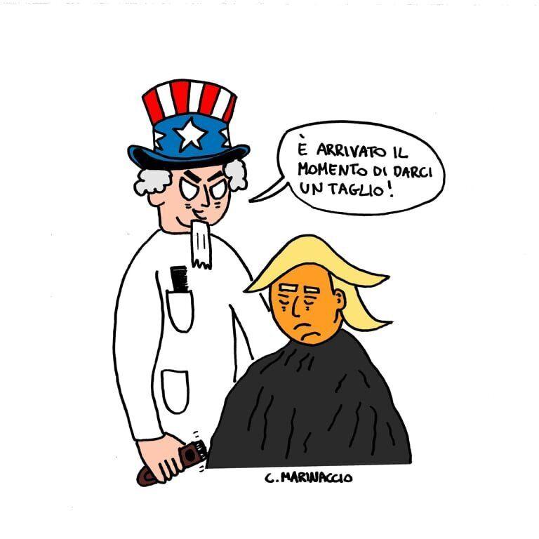 Per Trump è arrivato il momento di darci un