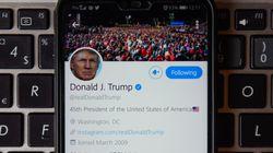 Twitter podría borrar la cuenta de Trump si pierde la