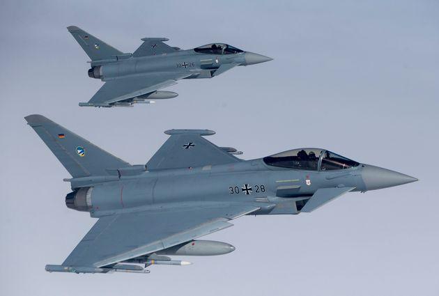 H Γερμανία ενισχύει την πολεμική της αεροπορία: Έγκριση αγοράς 38 μαχητικών
