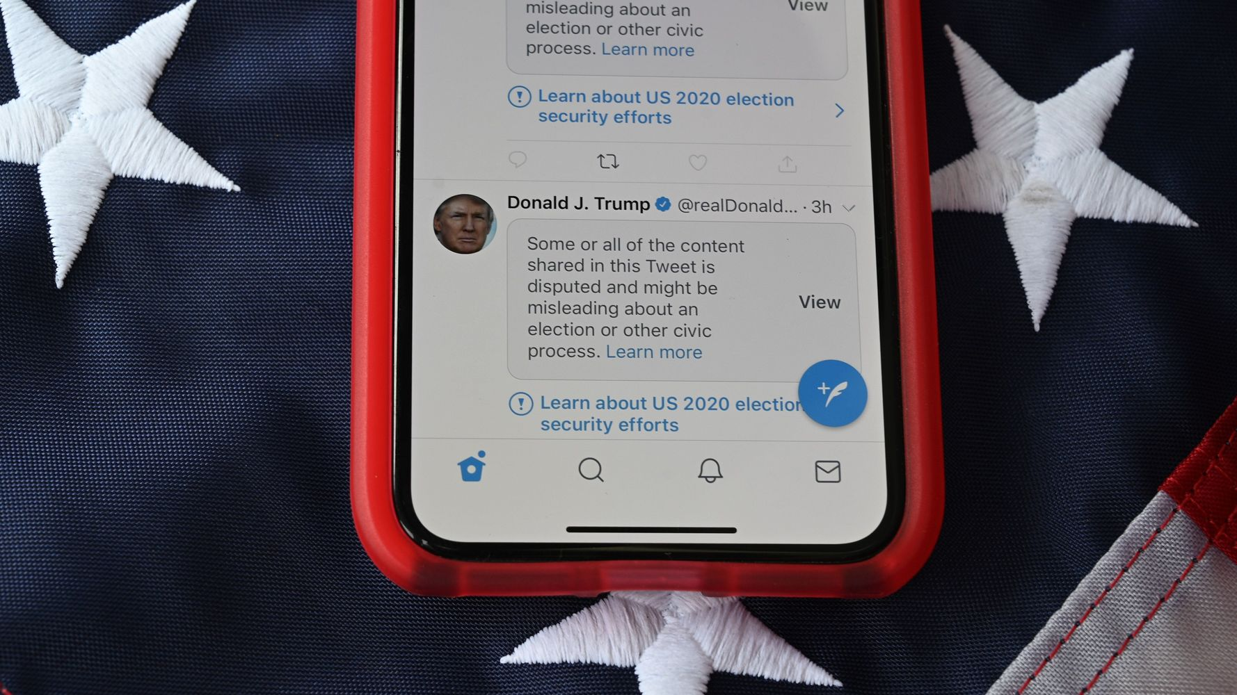 Trump's Tweets Will Stop Getting Special Treatment If He Loses