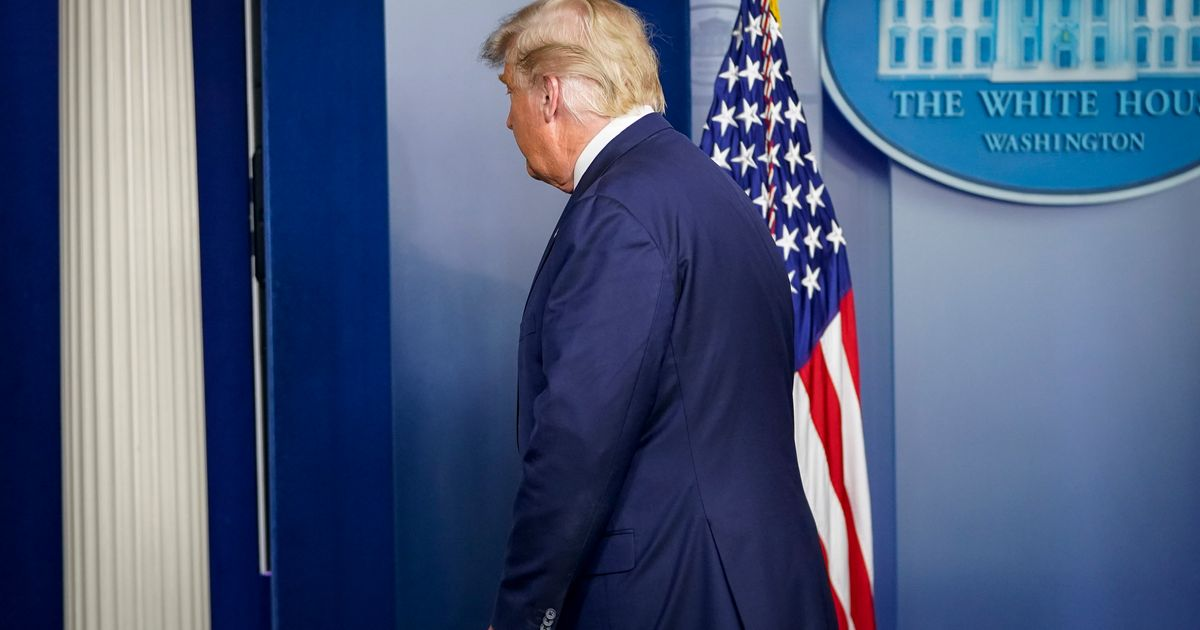 You're Fired! What Happens To Trump After Biden's Election Win?