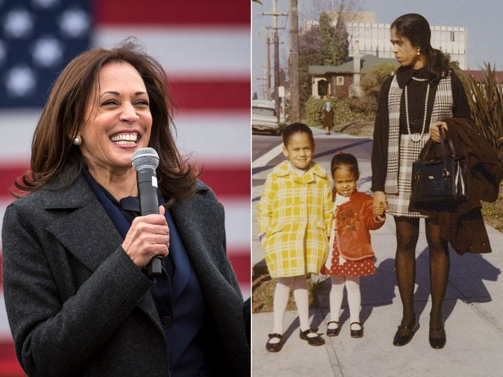 What We Know About Kamala Harris Family Members Huffpost Canada Parents
