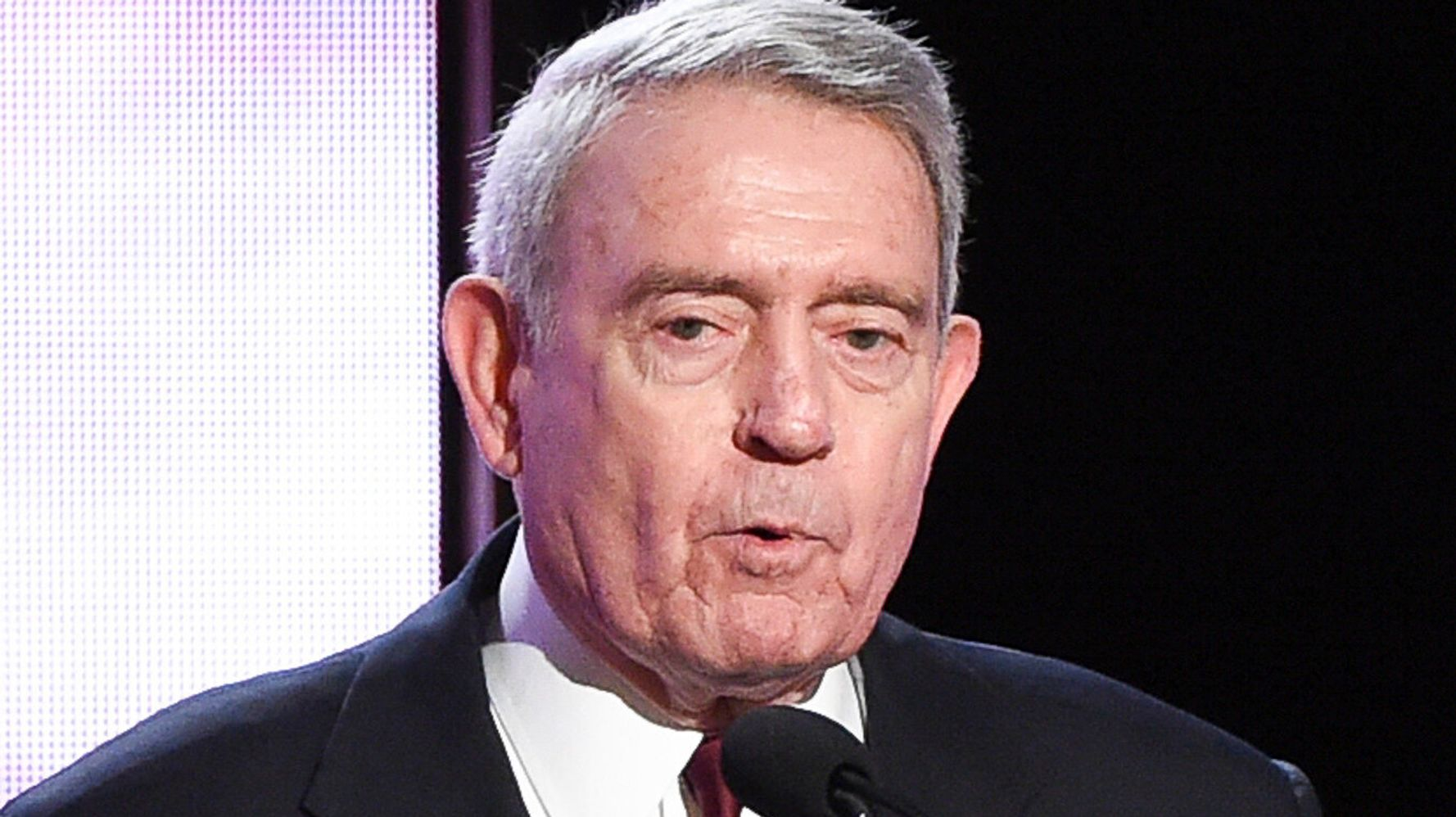 Dan Rather Comes Up With Biting New Way To Explain Electoral Process To Donald Trump