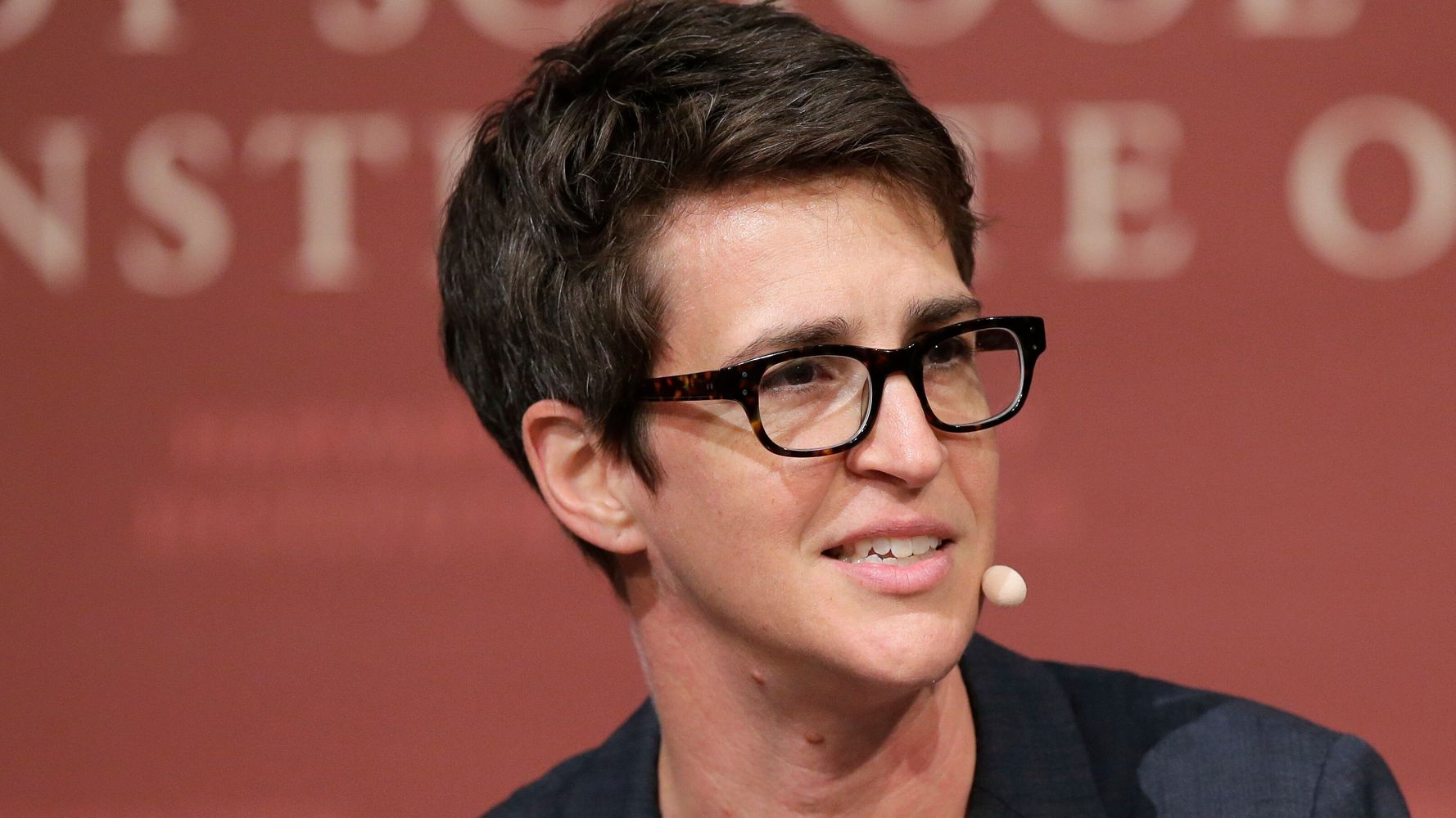 Rachel Maddow Quarantines After Close Contact Tests Positive For COVID-19